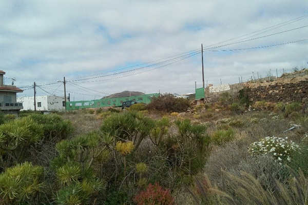 Building land for sale Granadilla